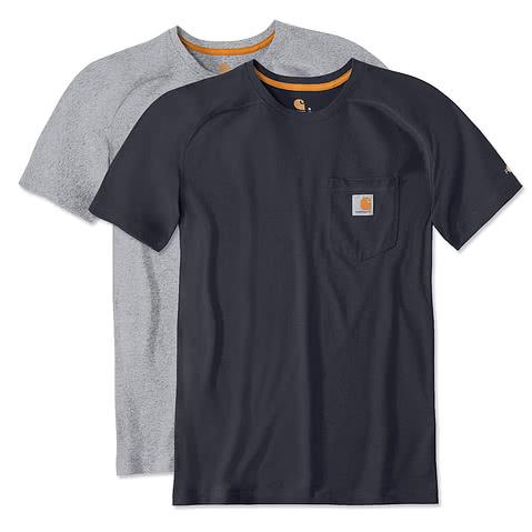 Carhartt Force Cotton Pocket T-shirt