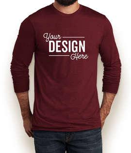 Allmade Tri-Blend Long Sleeve T-shirt