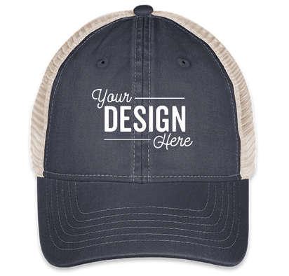 Comfort Colors Trucker Hat - Graphite / Ivory