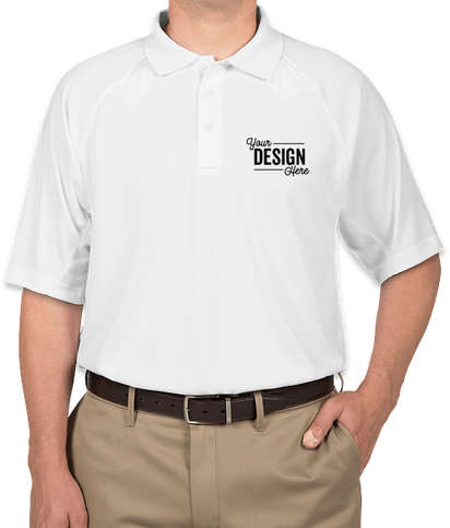 CornerStone Snag-Proof Tactical Polo - White