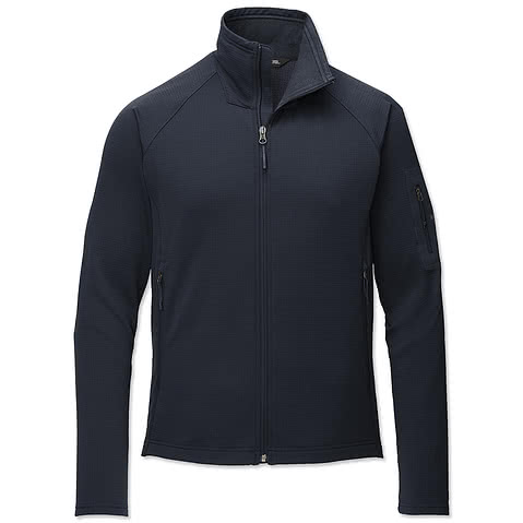 The North Face Mountain Peaks Full Zip Fleece Jacket
