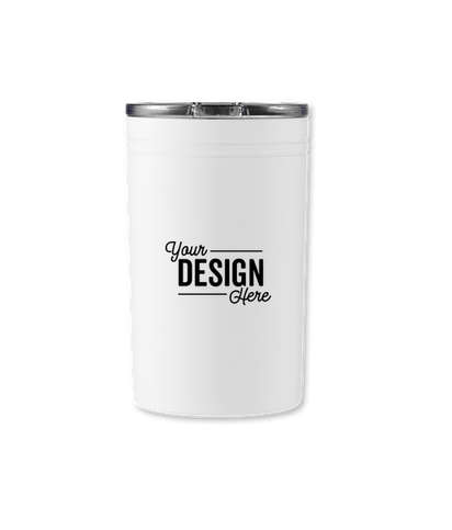 11 oz. Sherpa Tumbler and Can Insulator - White