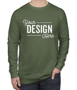 Bella + Canvas Long Sleeve Jersey T-shirt