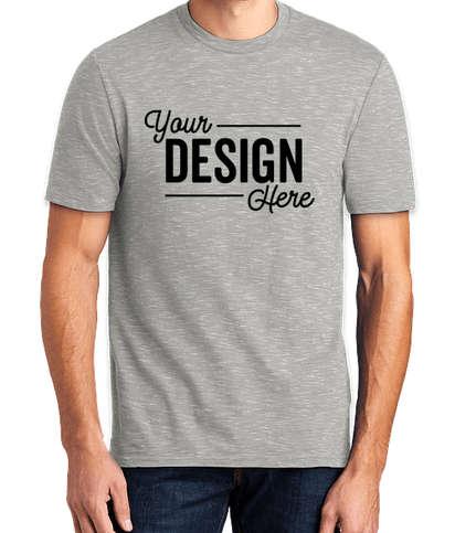 District Melange T-shirt - Light Grey