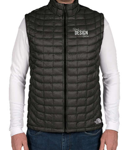 Canada - The North Face Thermoball Trekker Vest - Black