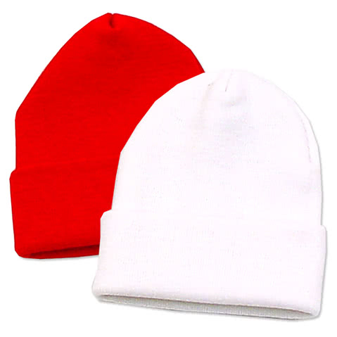 Yupoong Solid Cuff Beanie