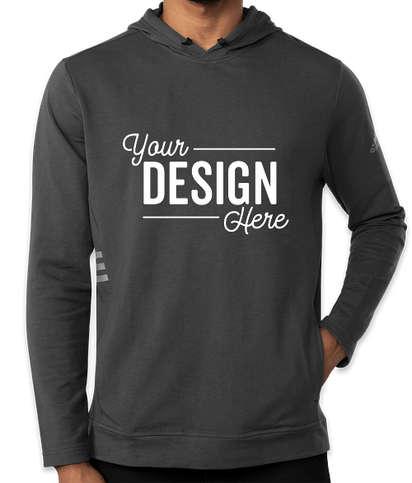Adidas Pullover Hoodie - Grey Five