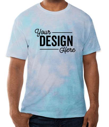 Dyenomite Dream Tie-Dye T-shirt - Turquoise