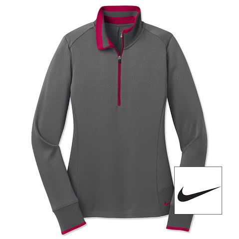 Nike Golf Women's Dri-FIT Half Zip Performance Pullover