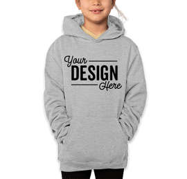 Champion Youth Double Dry Eco Pullover Hoodie