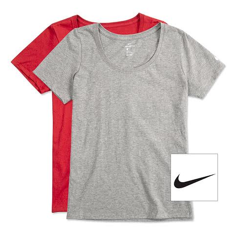 Nike Women's 100% Cotton T-shirt