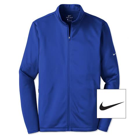 Nike Therma-FIT Full-Zip Performance Sweatshirt