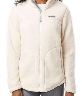 Columbia Women's West Bend Sherpa Fleece Jacket