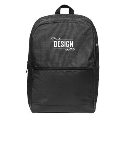 """Tech Squad 13"""" Computer Backpack - Black"""
