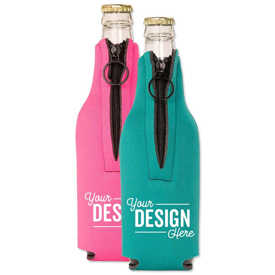 Design Koozies Online No Minimum