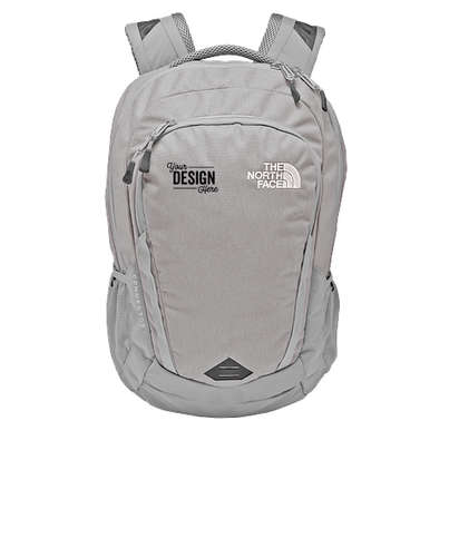 The North Face Connector Backpack - Mid Grey Dark Heather / Mid Grey