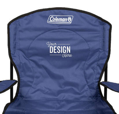 Coleman ® Oversized Cooler Quad Chair - Royal