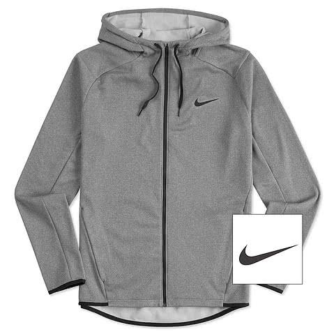 Nike Full Zip Sweatshirt