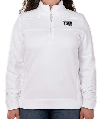 Vineyard Vines Women's Collegiate Shep Shirt - White Cap