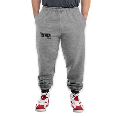 Jerzees Super Sweats 50/50 Sweatpants - Oxford