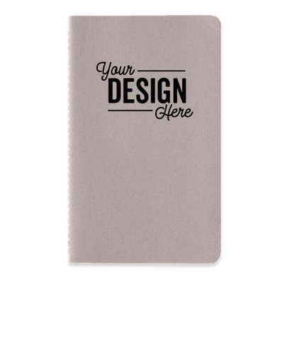 Moleskine Soft Cover Ruled Notebook - Pebble Grey