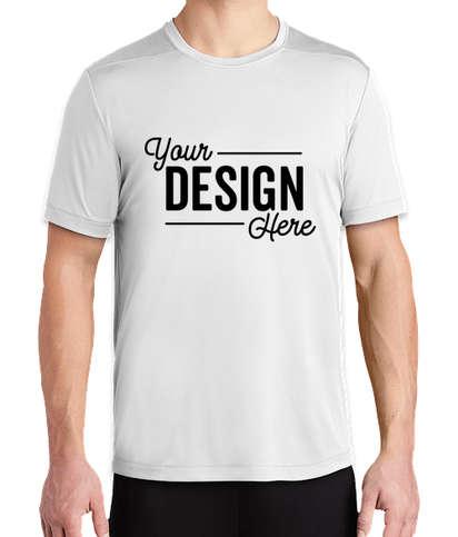 Sport-Tek UPF 50 Performance Shirt - White