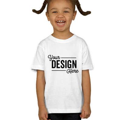 Rabbit Skins Toddler Jersey T-shirt - White