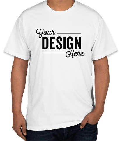 Canada - Gildan Hammer T-shirt - White