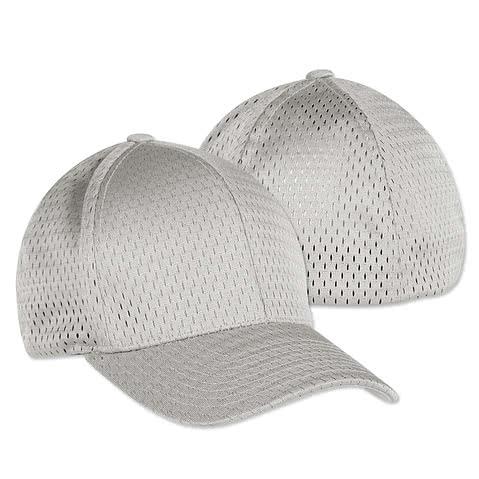 Yupoong Athletic Mesh Flexfit Hat