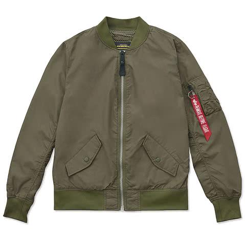Alpha Industries Women's L-2B Scout Jacket