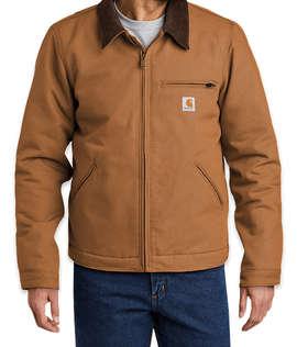 Carhartt Tall Duck Detroit Jacket
