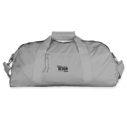 Liberty Bags Large Duffel Bag - Grey