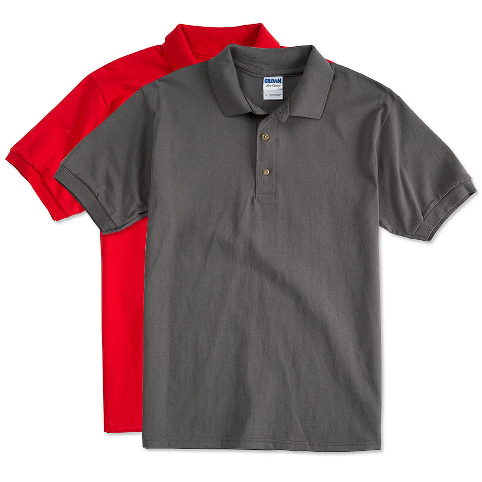 Cheap Polo Shirts - Design Affordable Custom Polo Shirts at CustomInk