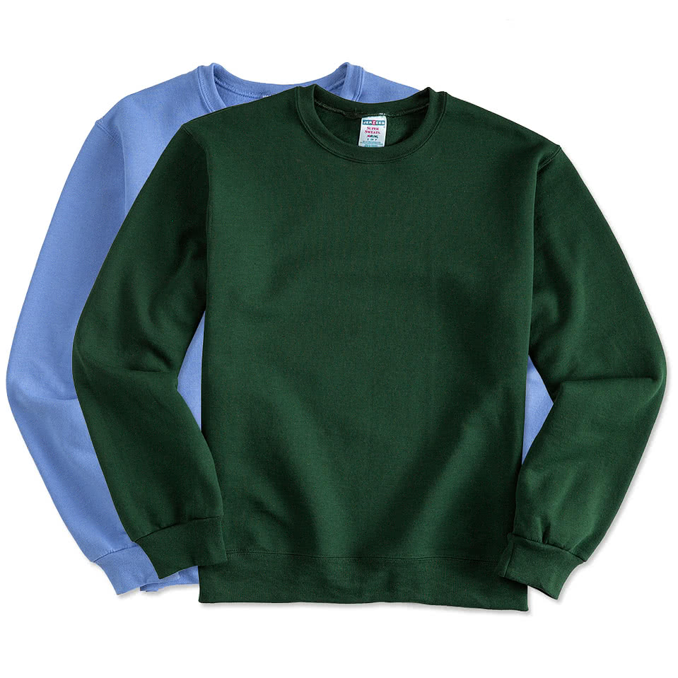 Jerzees 50/50 Crewneck Sweatshirt