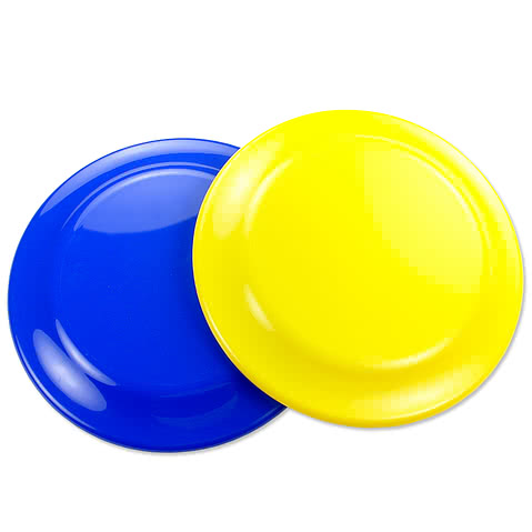 Solid Frisbees
