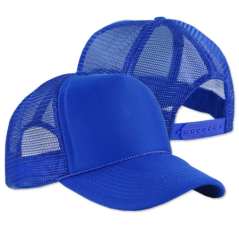 Otto Caps Foam/Mesh Baseball Hat
