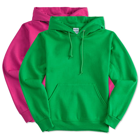Jerzees Nublend® 50/50 Hooded Sweatshirt