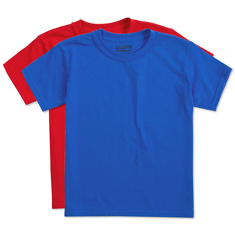 Gildan Youth 50/50 T-shirt