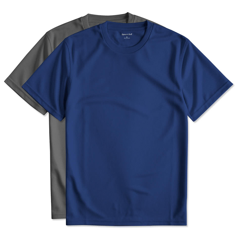 Custom Sport-Tek Dri-Mesh Performance Shirt - Design Performance ...