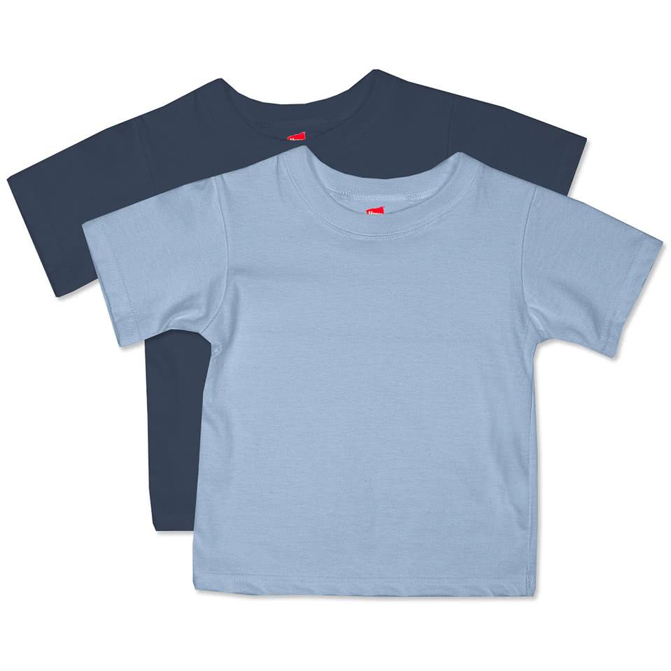 Hanes Shirt Hanes Toddler Tagless T-shirt