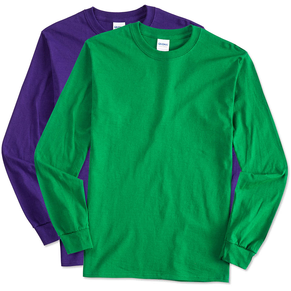 Offering a variety of styles, colors, and fabrics, Clothing Shop Online is the best place to buy discount women's long-sleeved t-shirts online. From Bella crewnecks made with the softest ringspun cotton to durable JERZEES shirts in dozens of fantastic colors, you'll find everything you need right here.