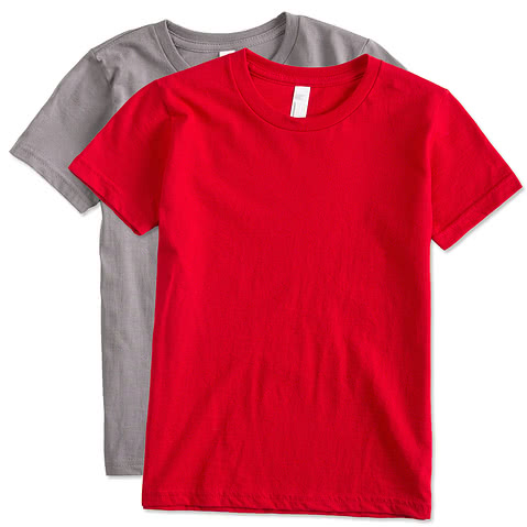 Canada - American Apparel Youth Jersey T-shirt