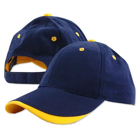 Sportsman Two-Tone Hat