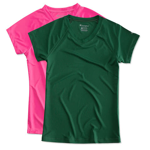 Champion Women's V-Neck Performance Shirt