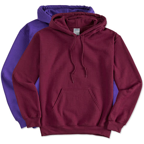 Canada - Gildan Lightweight Hooded Sweatshirt