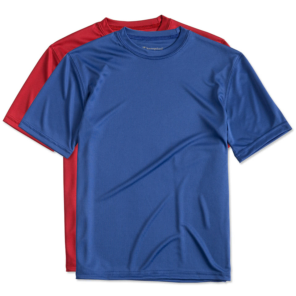 Champion Youth Short Sleeve Performance Shirt
