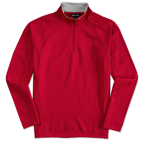 Sport-Tek 1/4 Zip Performance Sweatshirt