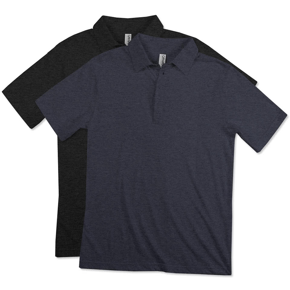 Canvas Lightweight Jersey Polo