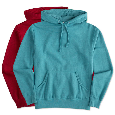 Independent Trading Lightweight Hooded Sweatshirt