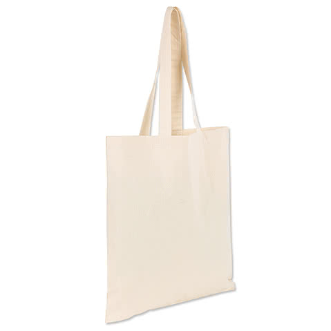 100% Cotton Canvas Tote